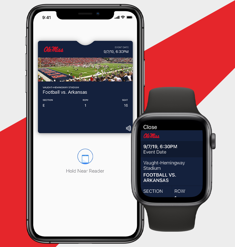 More Info for Paciolan Announces Support for Contactless Tickets in Apple Wallet for College Sports