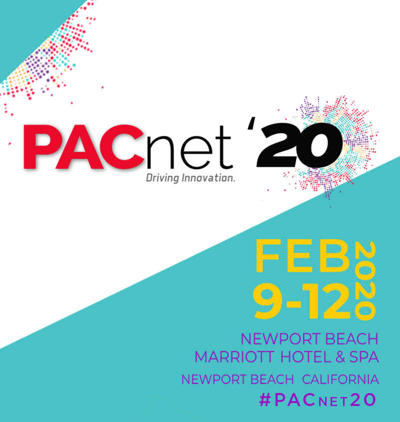 More Info for Get Excited for PACnet '20 Bigger and Better Than Ever