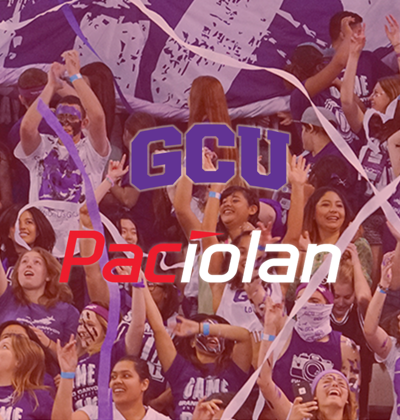 More Info for Grand Canyon University Selects Paciolan