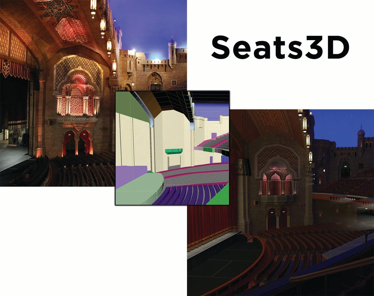 More Info for How It's Made: Seats3D Venue Visualization