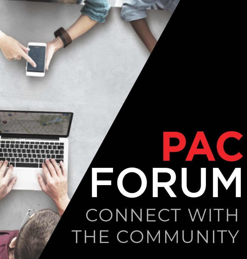 More Info for Paciolan Launches New Community Forum