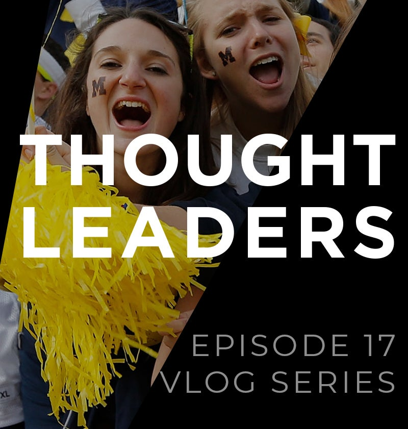 More Info for Thought Leaders: Episode 17 with Adam Dunn