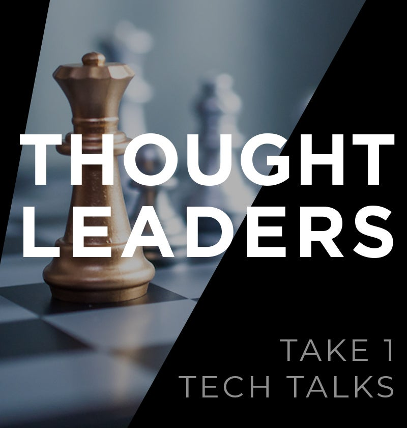 More Info for Thought Leaders - Tech Talks: Take 1 with Ye Cheng