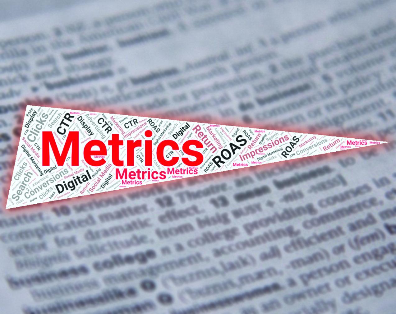 More Info for Digital Marketing Metrics – The Basics