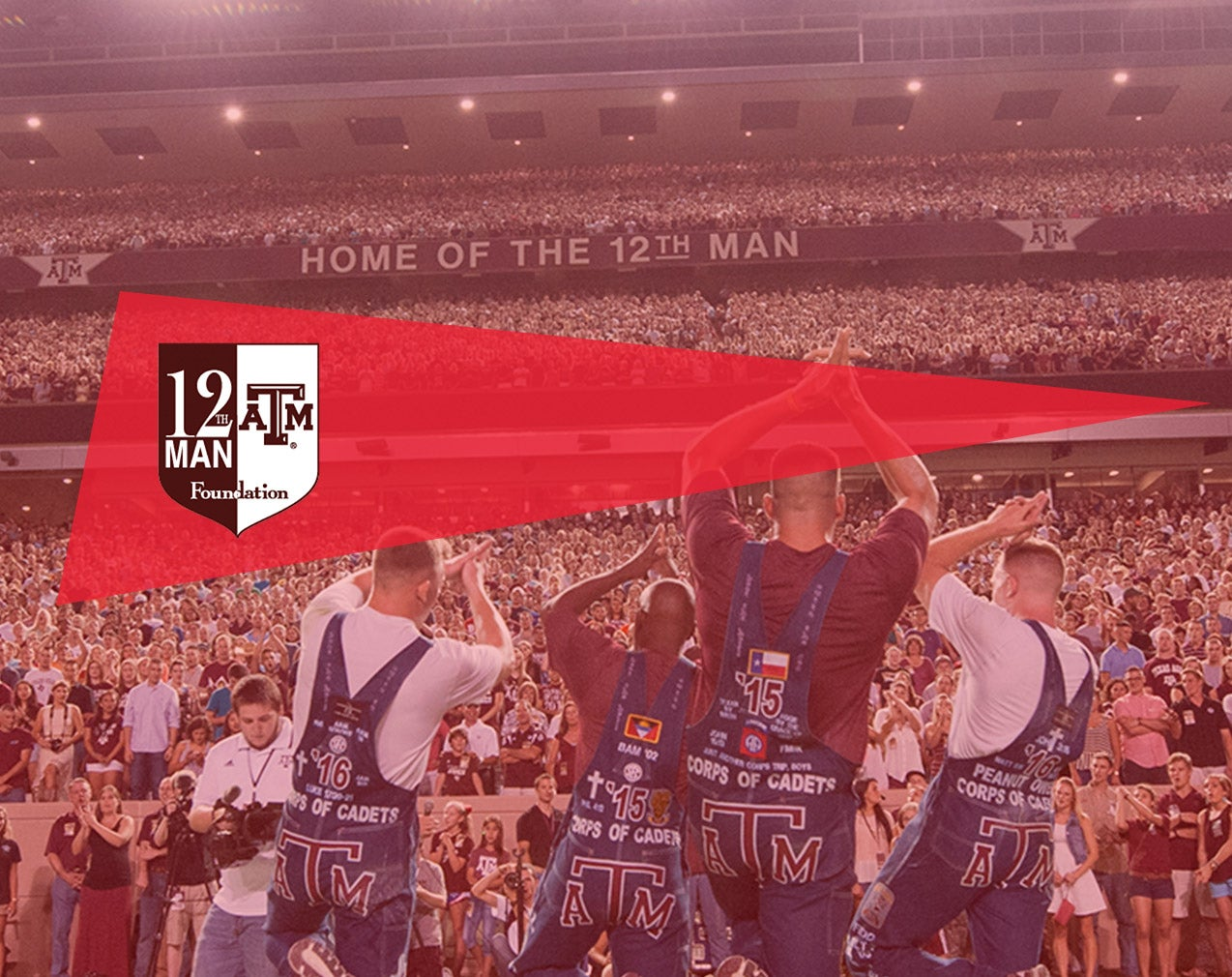 More Info for The 12th Man Foundation at Texas A&M and Paciolan Team Up to Reinvent the Aggie Fan Experience