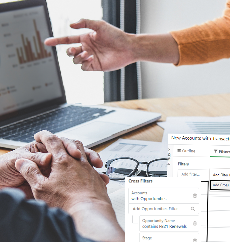 More Info for Enhance Your Salesforce Reporting with Cross-Filters
