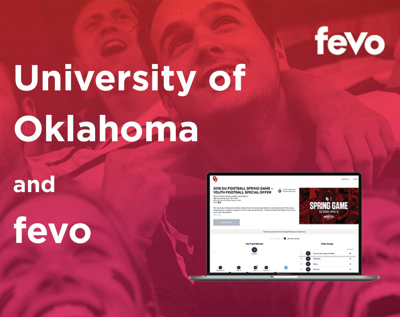 More Info for University of Oklahoma and fevo